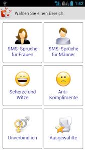 SMS: Beziehungen und Liebe screenshot 0