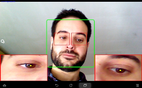 Eye Localization screenshot 1