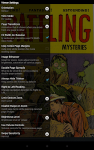 ComiCat (Comic Reader/Viewer) screenshot 20