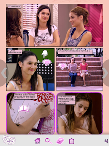 Violetta - Fotostory screenshot 13