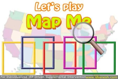 Map Me - Autism Series screenshot 0