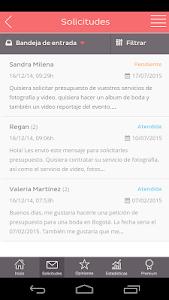 Matrimonio.com.co para empresa screenshot 2