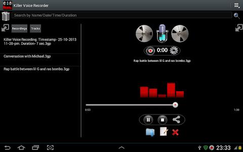 Killer Voice Recorder Pro screenshot 15