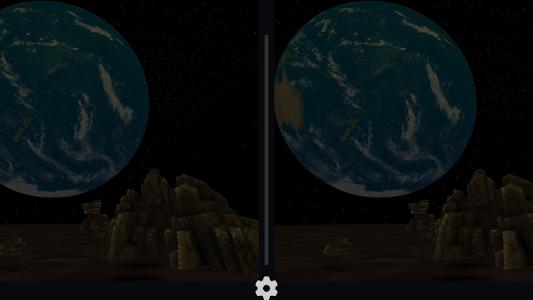 VR Space for Cardboard screenshot 0