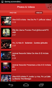 "Alex B ""El Lider"" screenshot 3"