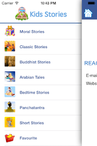 Kids Stories Lite screenshot 5