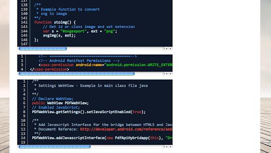 PDF SDK for Hybrid Apps screenshot 20