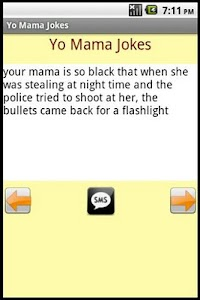 Yo mama jokes screenshot 1
