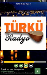 Türkü Radyo Resmi Uygulama screenshot 11
