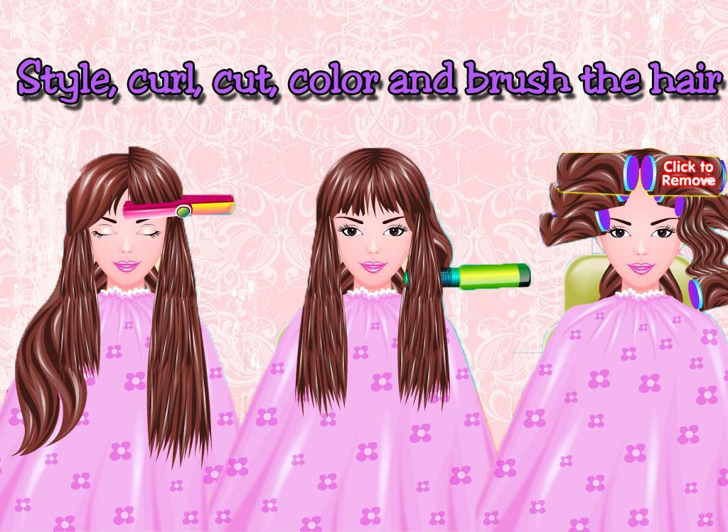 Free Girls Game Hair Salon Android Apps On Google Play