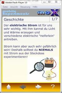 moX Leuchtwanze screenshot 1