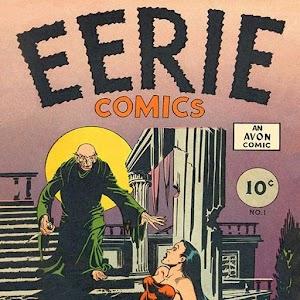 Eerie Comics #1 Avon (1947)