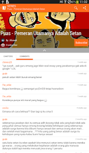 NGOMIK - Baca Komik Indonesia screenshot 20