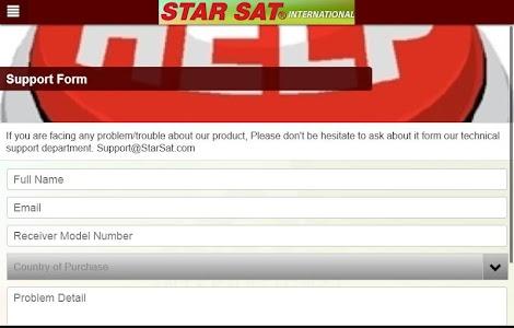 StarSat International screenshot 11