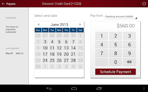 HSFCU Mobile screenshot 14