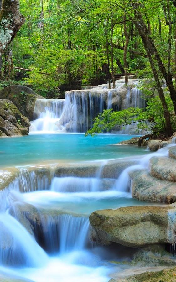 Niagara Falls Wallpaper Free Download Waterfall Live Wallpaper Android Apps On Google Play
