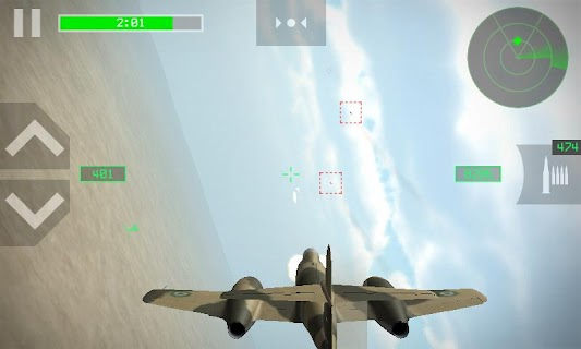 Strike Fighters Israel screenshot 03