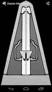 Classic Metronome Free screenshot 2