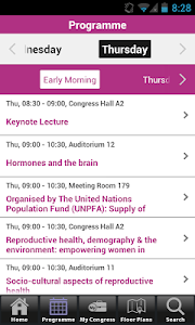 ESCRH 2013 screenshot 2
