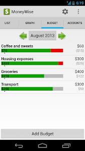MoneyWise screenshot 4