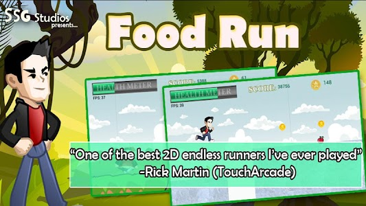 Food Run screenshot 8