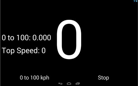 Speedo: 0 to 100 kph screenshot 6
