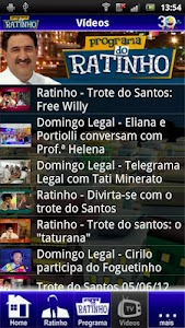 Programa do Ratinho screenshot 2