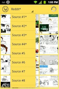 Rage Comic Reader / Viewer screenshot 1