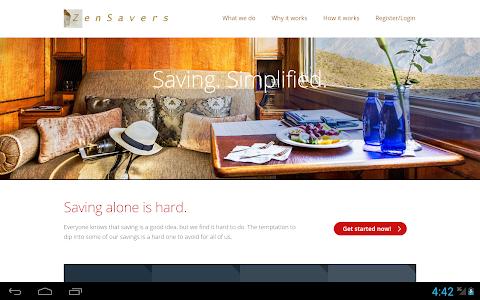 Zen Saver - Save with Friends screenshot 3