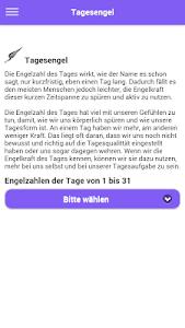 Engelzahlen - Engelbotschaften screenshot 1