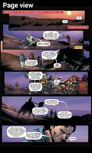 The Caravan - A Graphic Novel screenshot 3