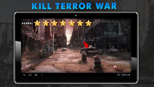 Kill Terror War APK