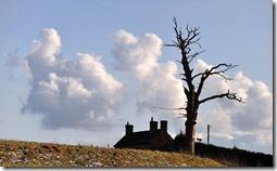 Arlescott sky