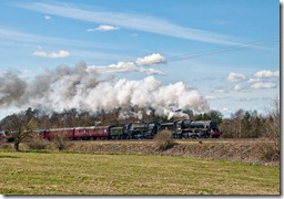 Steam on the Lickey