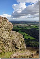 Wrekin rocks