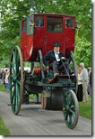 Replica of T's 1802 London Steam Carriage