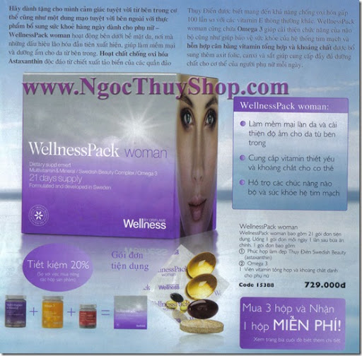 Wellness By Oriflame - Trang 7