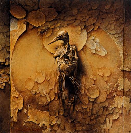 John Jude Palencar - Bird Shrine
