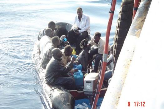 Viaje a Lampedusa