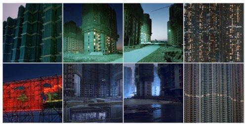 Ciudades instantáneas en China