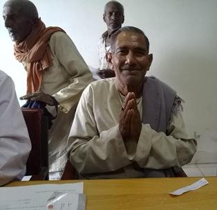 पूर्व विधायक श्री रामदेव जी