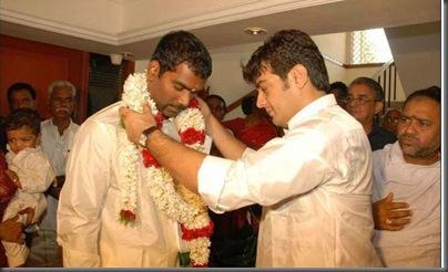 Ajith_sister_marriage Photos
