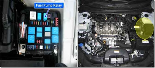 2008 E350 Wiring Diagram How To Check The Secondary Fuel Pump Of Crdi Tech At