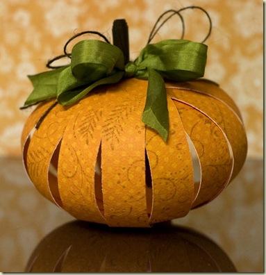 halloween papperspumpa