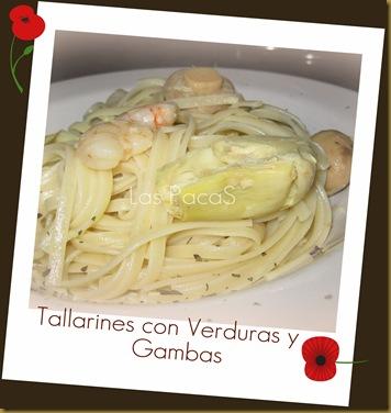 tallarines con verduras y gambas (7)