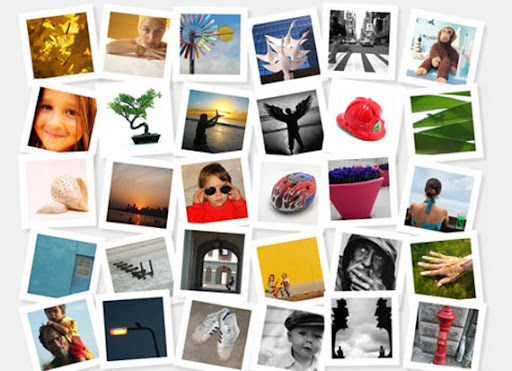 PhotoVisi : Create a collage with frame