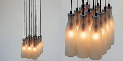 Foto : Design Lampu Interior Unik