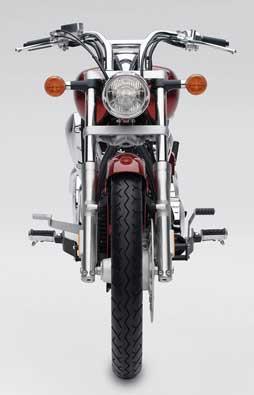 New Honda Sabre 2010   Spesifikasi & Foto Moge Honda Sabre