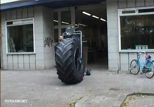 Monster Bike : Sepeda paling Brutal di Dunia| Foto &  Video