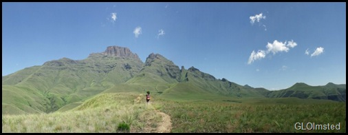 Champagne Castle, Cathkin Peak & the Sterkhorn Drakensburg hike KwaZulu-Natal South Africa